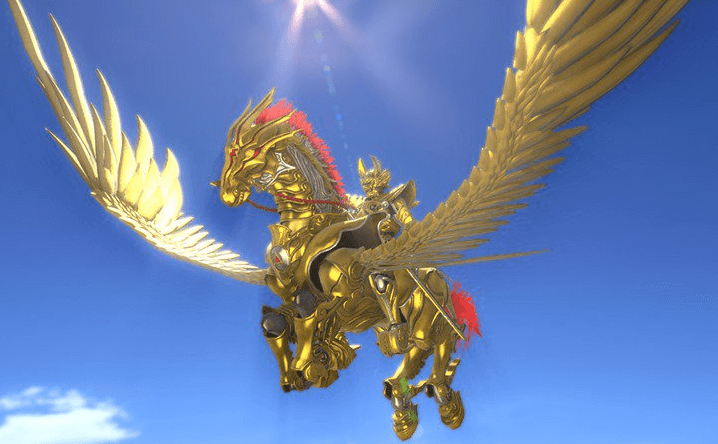 FFXIV Mounts - Full List And How To Get Them [Updated For Shadowbringers] 1